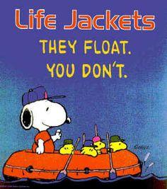 Snoopy Lifejacket image Hazel's Blog f54e3aafa3e21d88a2719b7e996ac8d7